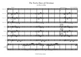 The 12 Days of Christmas - brass ensemble